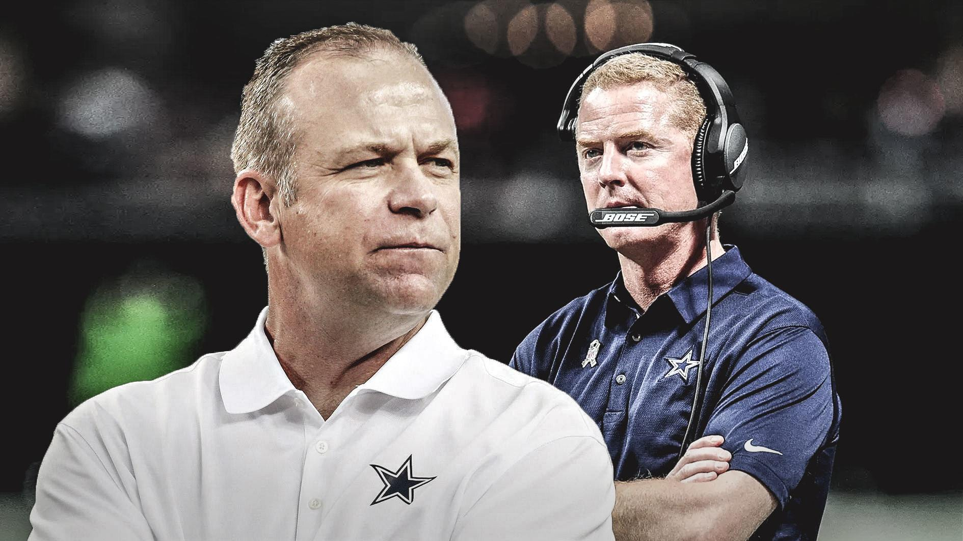 Jason Garrett Can't be Serious About Retaining Scott Linehan, Can He?