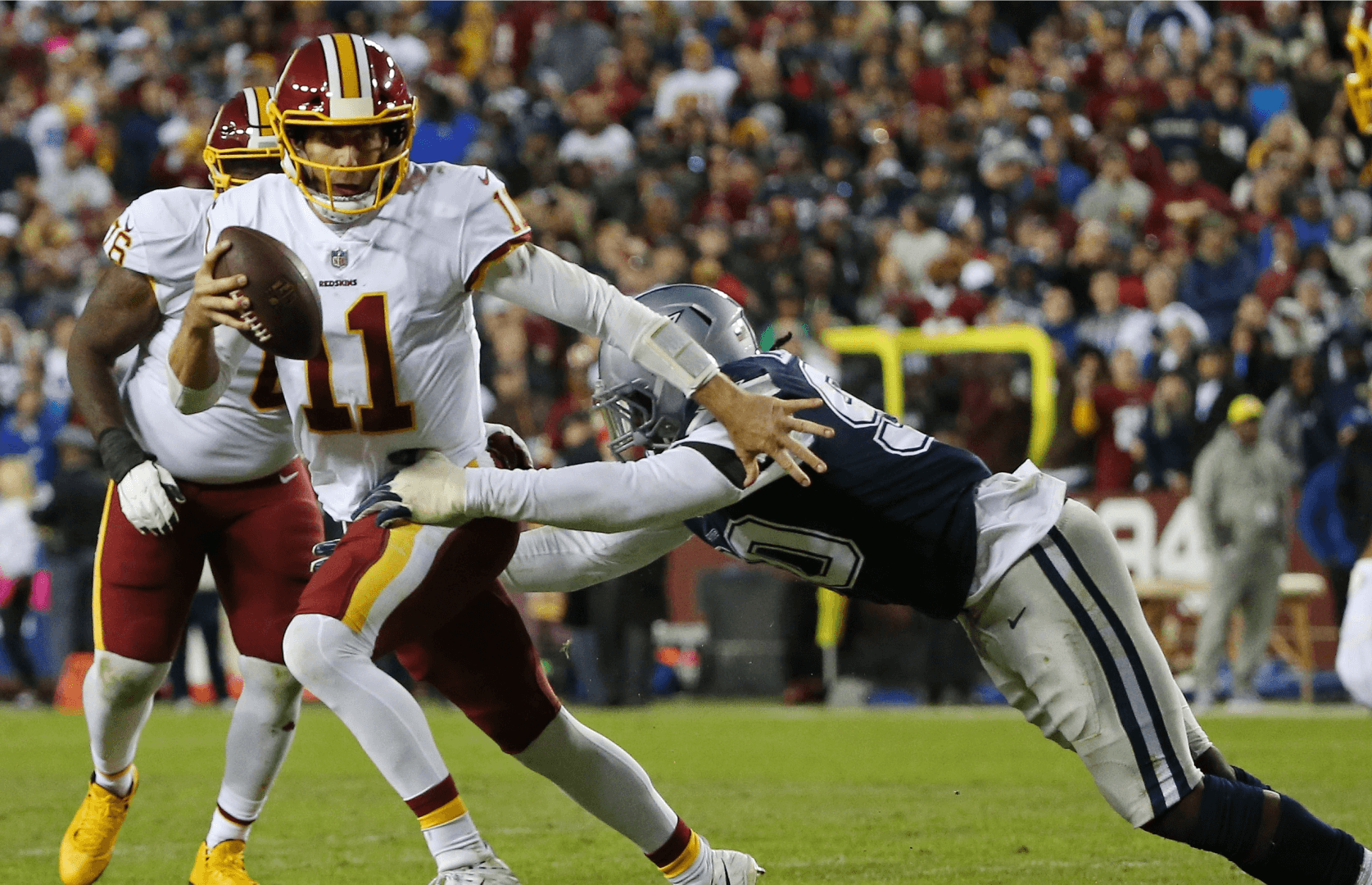 Redskins planning for Alex Smith to miss 2019 season