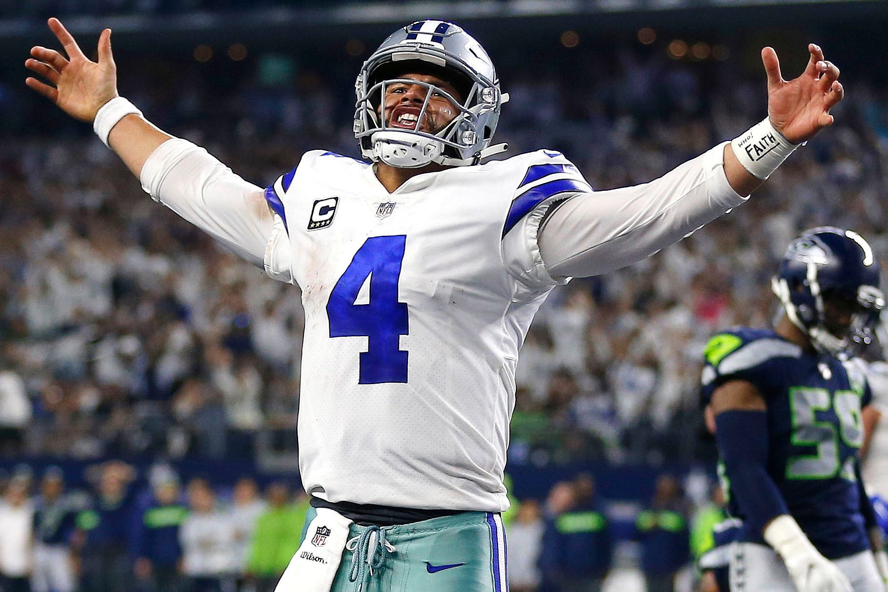 Though It Might've Been Inevitable, Dak Prescott Has Earned A Contract Extension