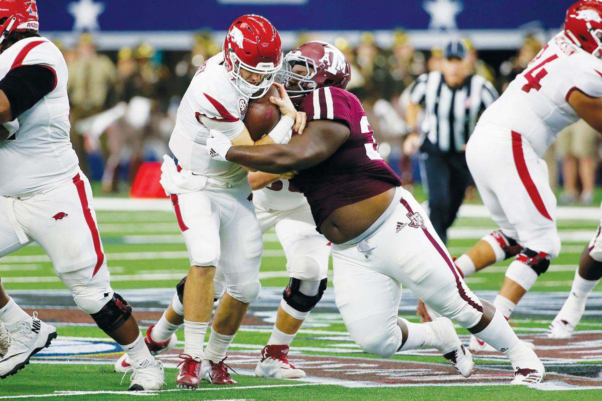 Cowboys Draft: Scouting Texas A&M DT Daylon Mack