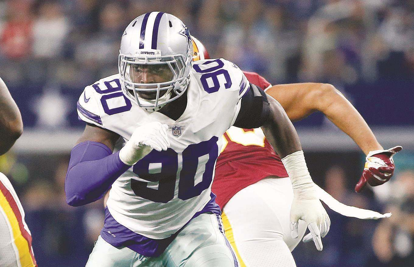 DeMarcus Lawrence, Redskins