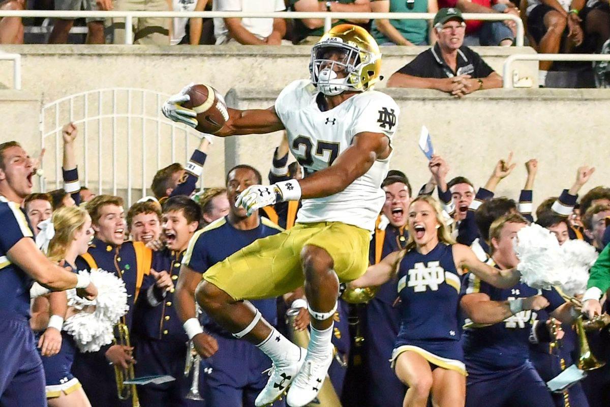 Cowboys Draft Target: Notre Dame CB Julian Love