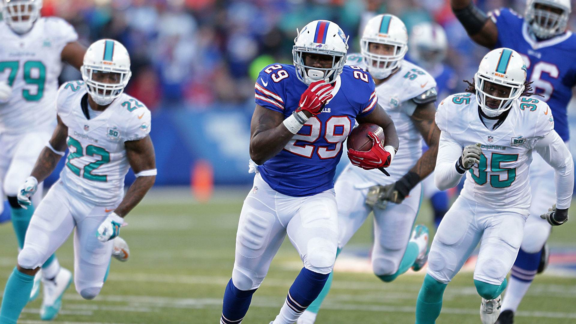 Cowboys FA: RB Karlos Williams An Interesting Target