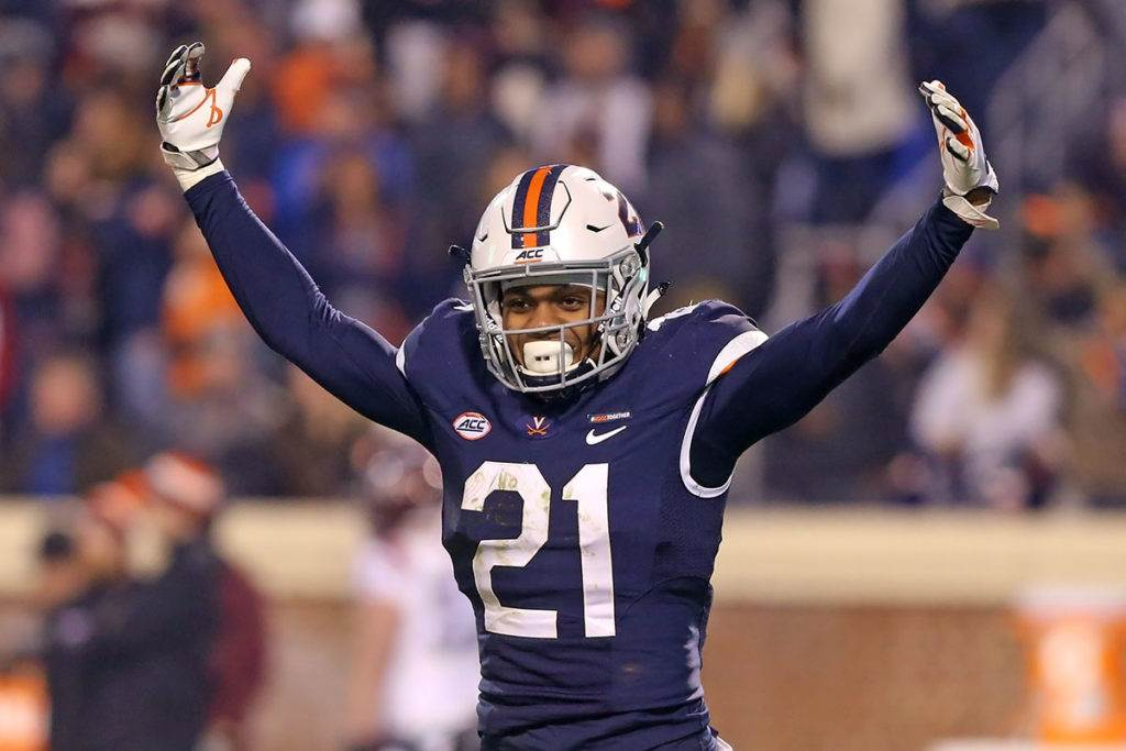 Cowboys Draft Target: Virginia Safety Juan Thornhill