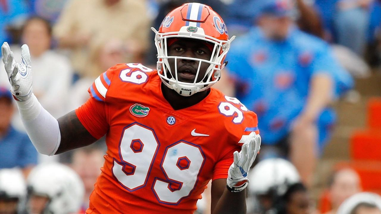 If Available at 58, Would Cowboys Take a Chance on DE Jachai Polite?