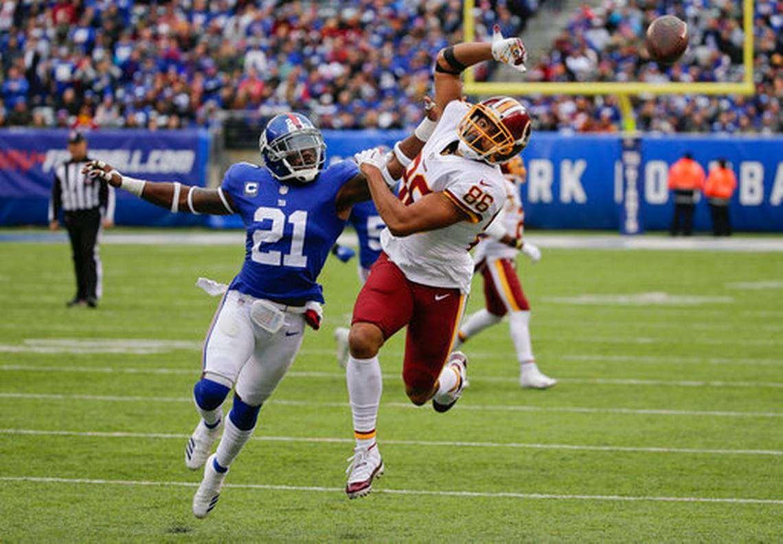 Landon Collins, Giants, Redskins