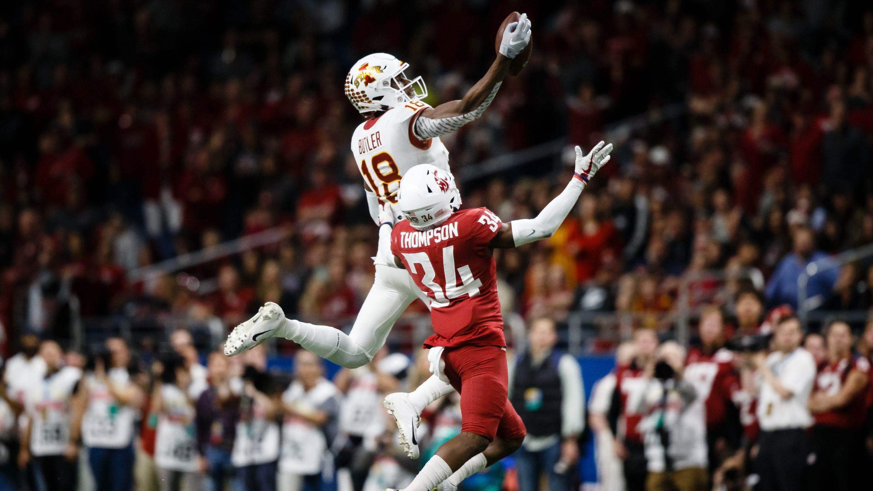Cowboys Draft Target: Iowa State Cyclones WR Hakeem Butler