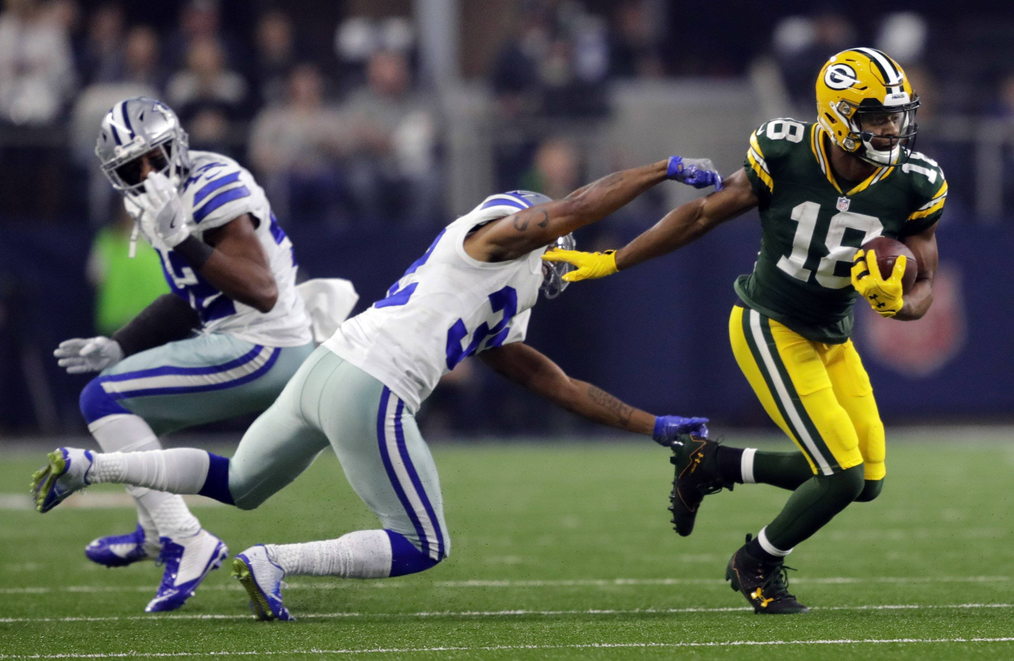 Not A Direct Beasley Replacement, Randall Cobb Would Bring Value To Cowboys' Offense