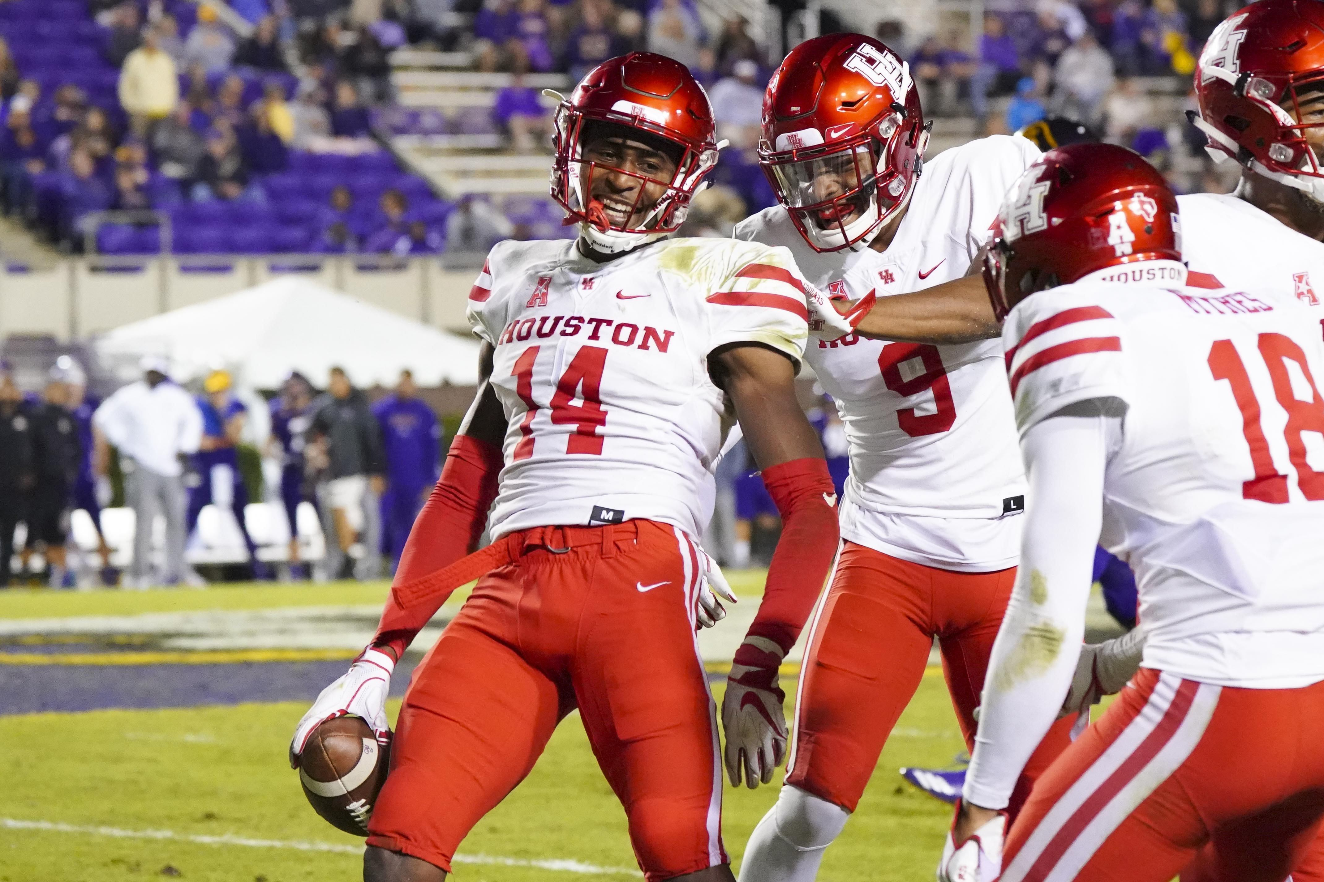 Cowboys Draft: Film Study on Houston Cougars CB Isaiah Johnson