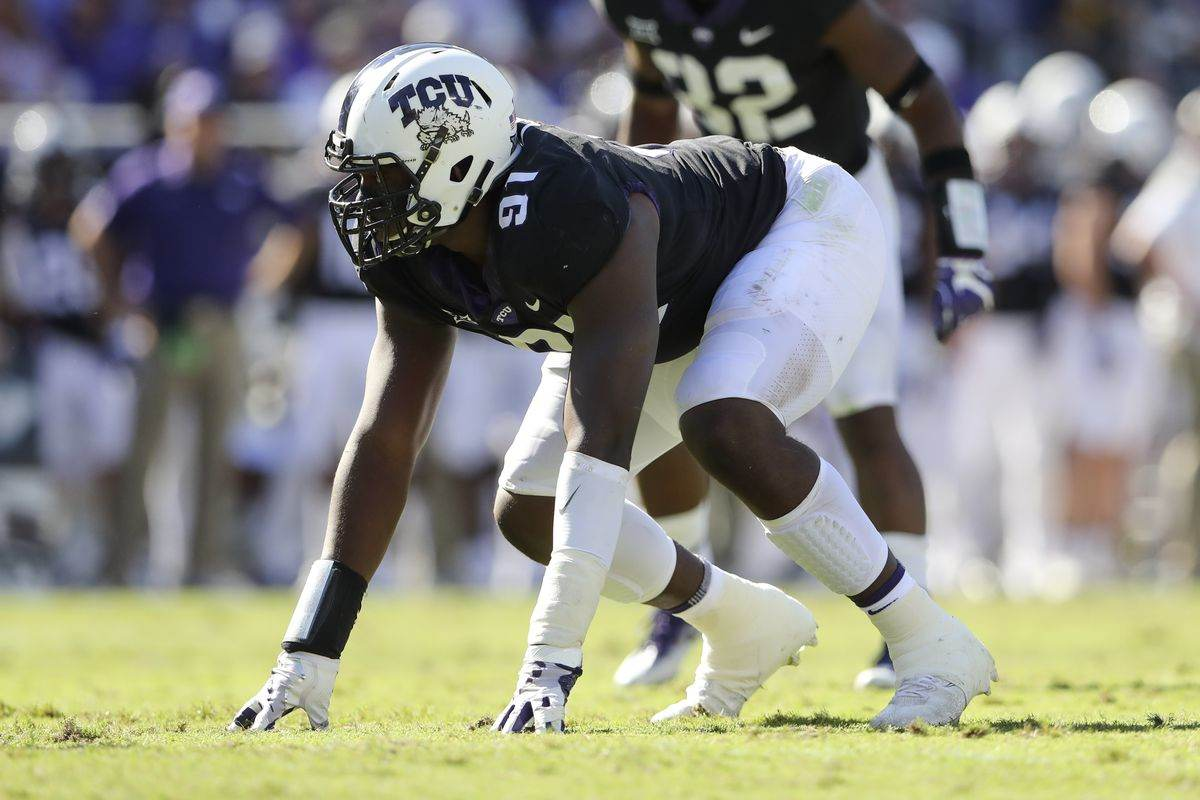 Cowboys Draft Target: TCU DL LJ Collier