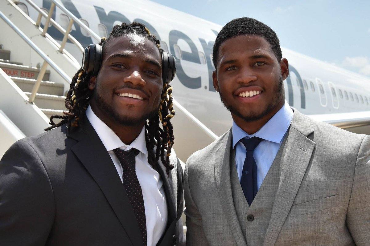 Jaylon Smith, Rod Smith