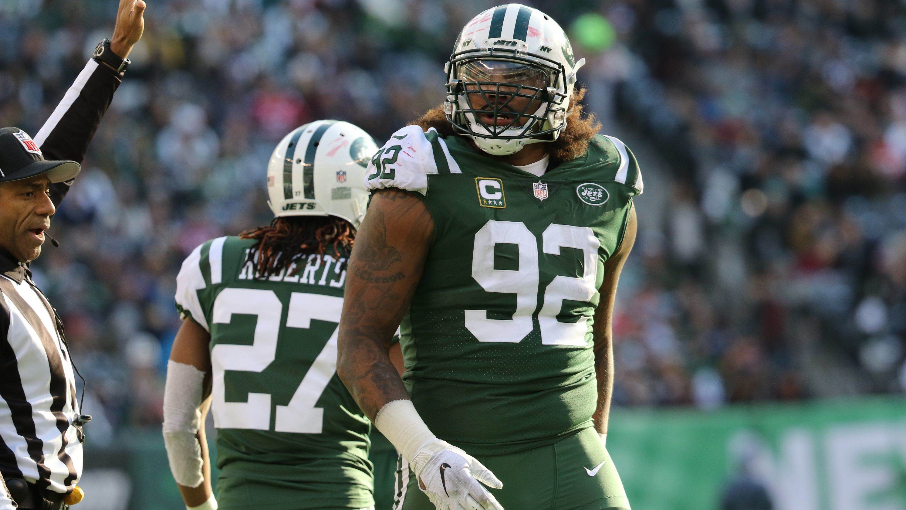 DT Leonard Williams May be Available Should the Cowboys Explore a Trade