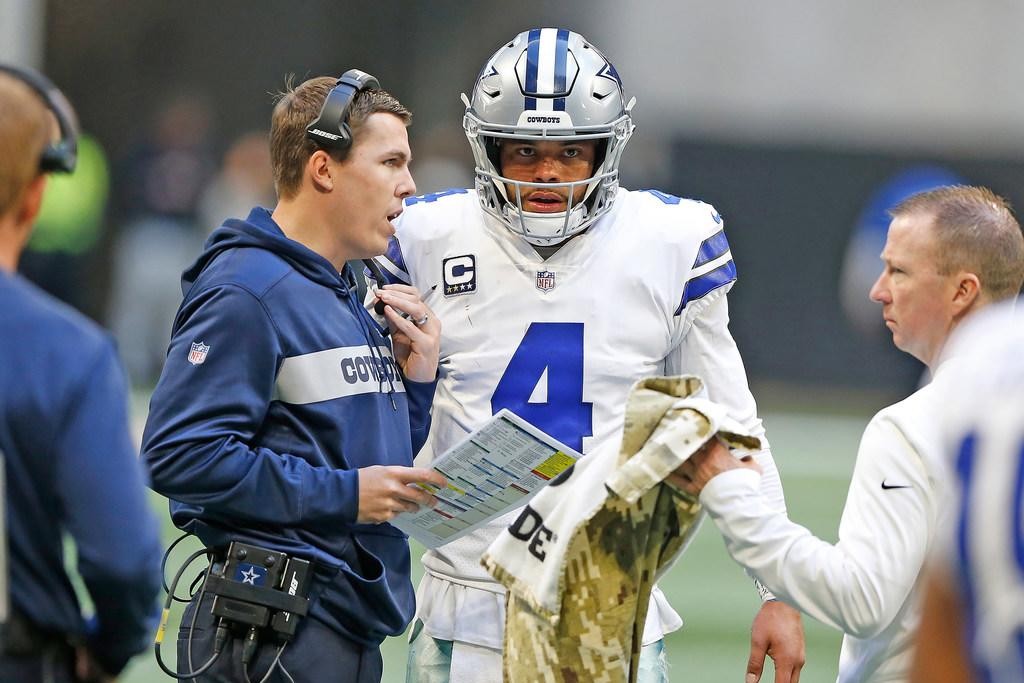 Can Kellen Moore Have a Kris Richard-like Coaching Impact With Cowboys? 1
