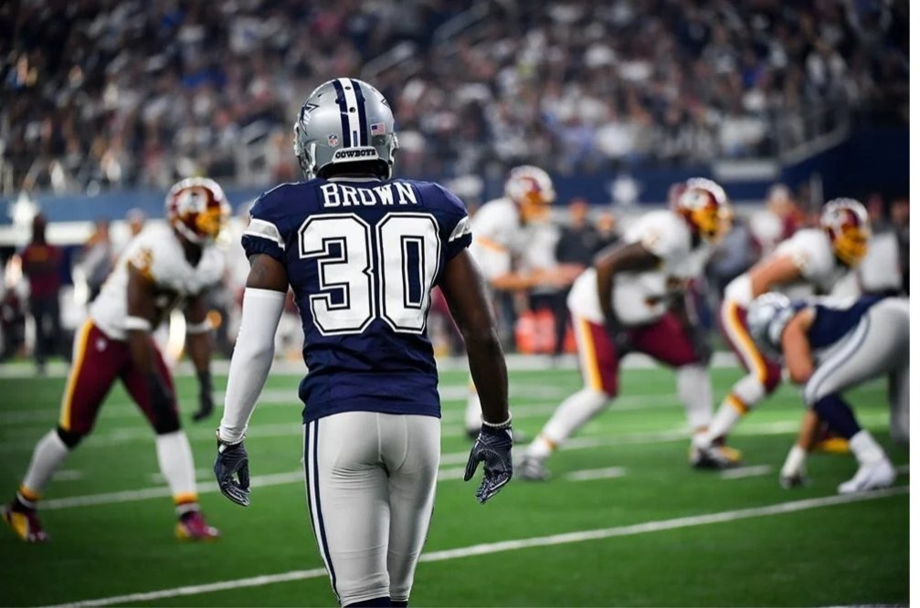 Anthony Brown has a Huge role in 2019