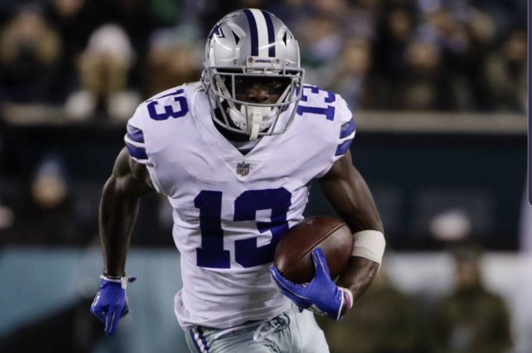 Michael Gallup is Primed for Breakout Sophomore Season 1