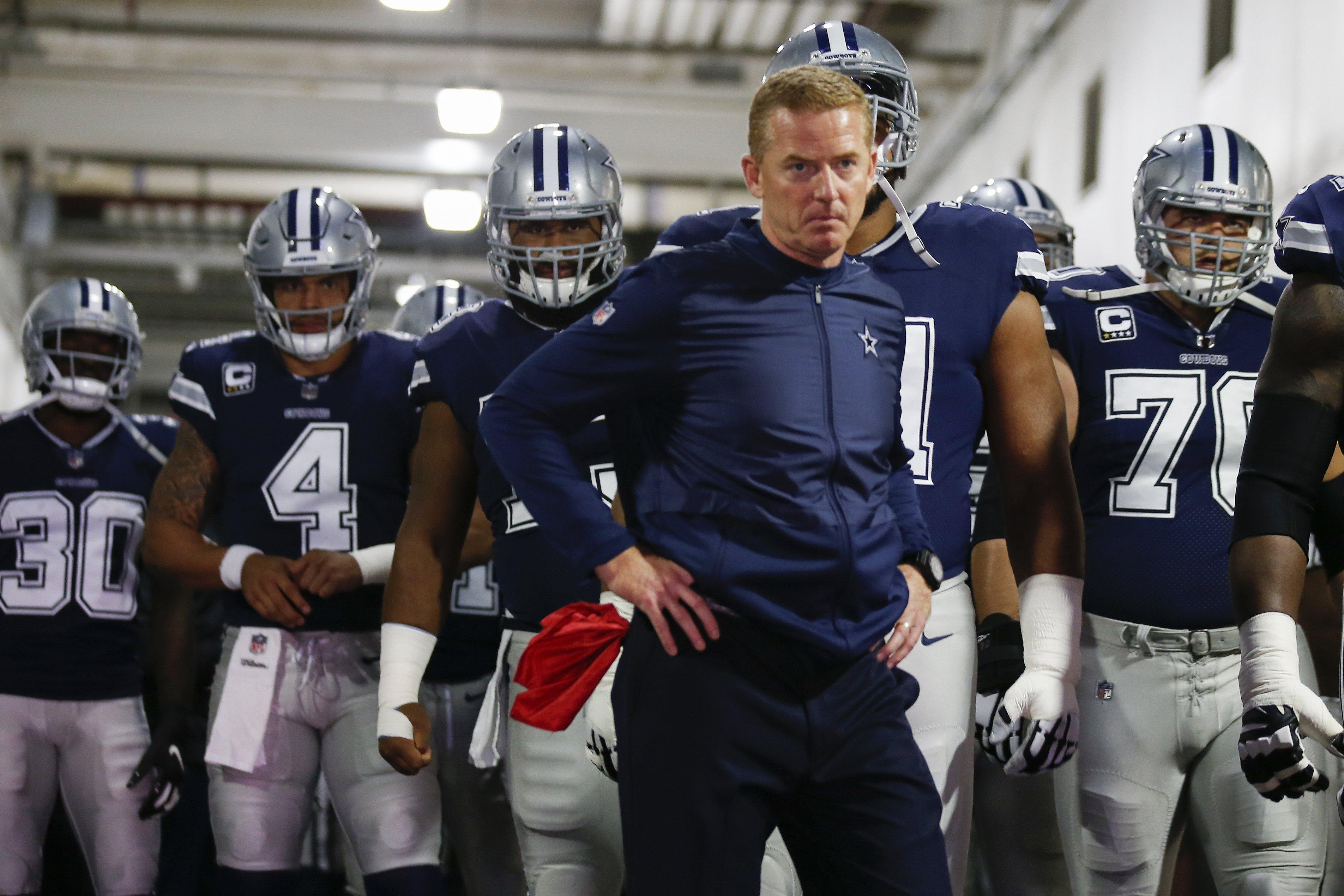 Cowboys' Culture As Strong As Jason Garrett Makes It