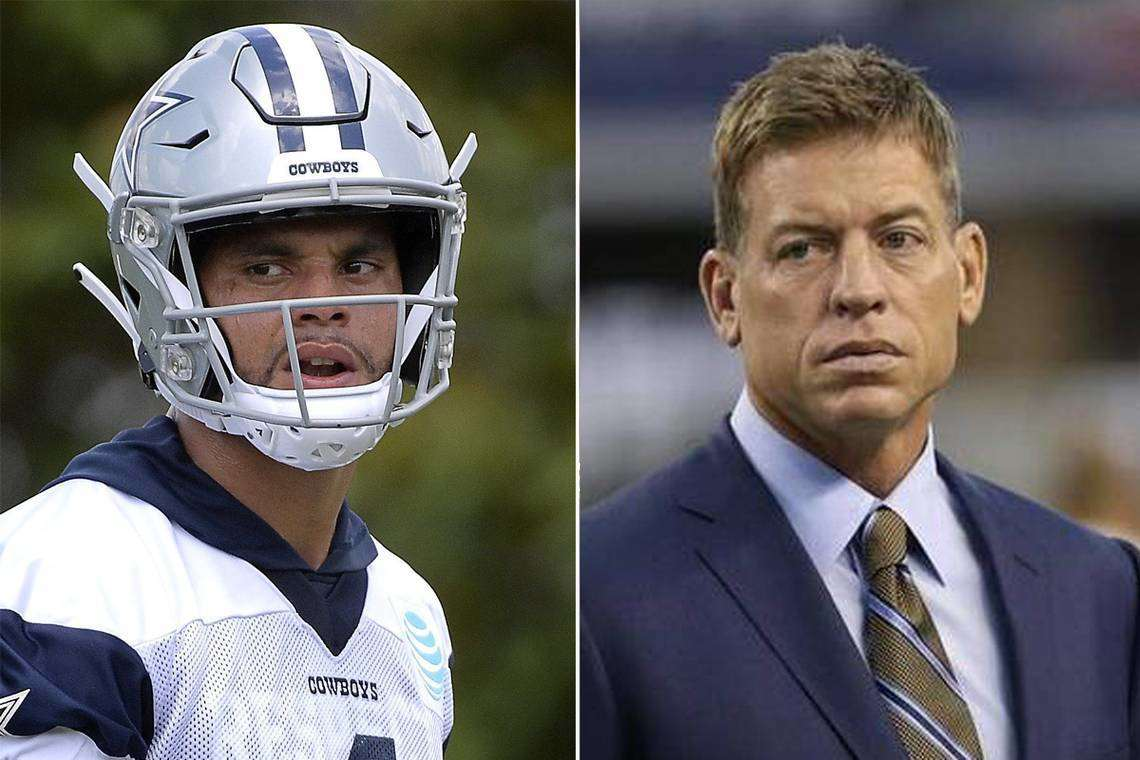 Does Troy Aikman's Run iN D