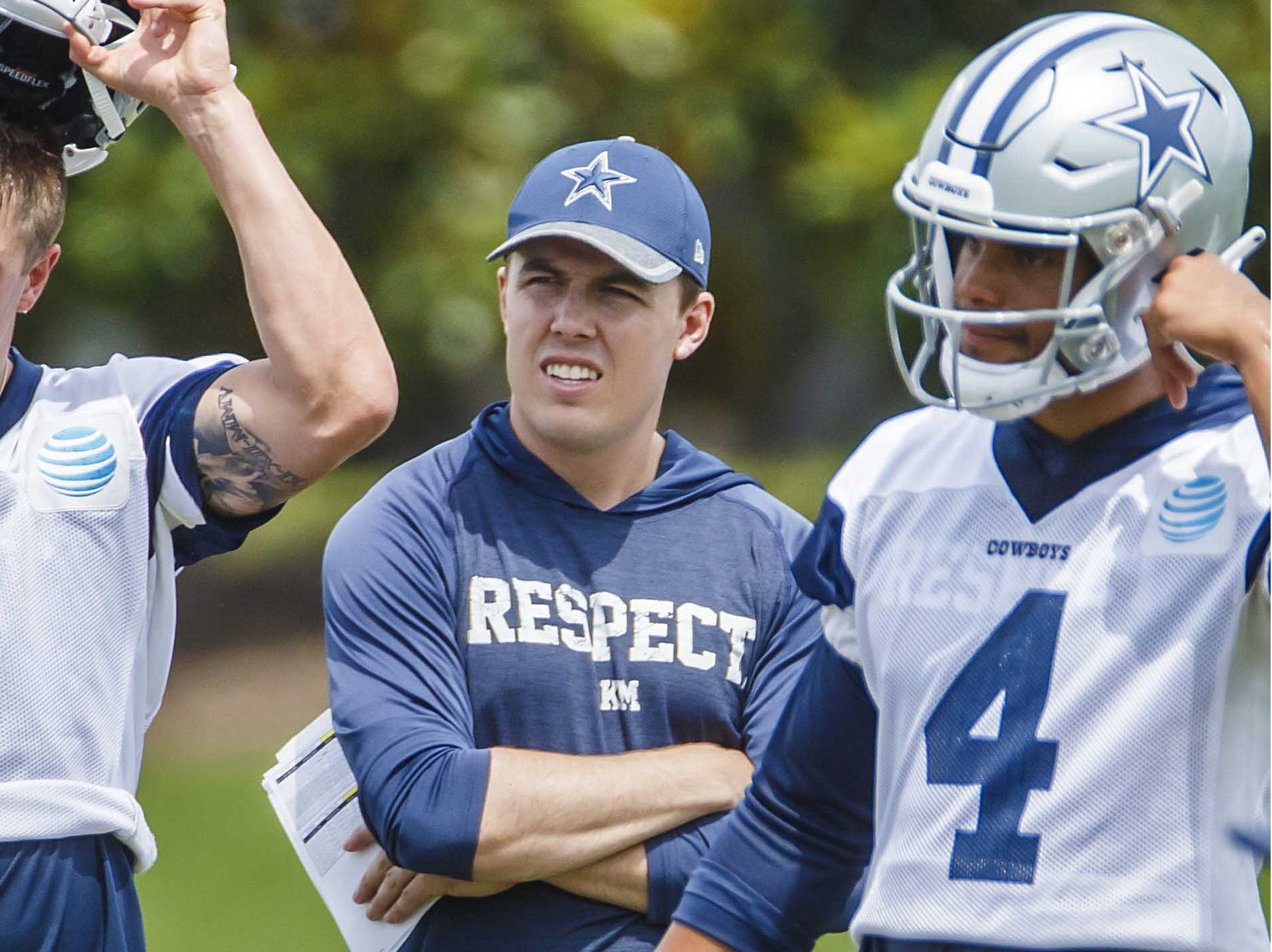 Dallas Cowboys 2019 Training Camp: Top 5 Storylines to Follow