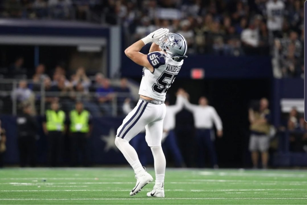 Leighton Vander Esch: A Steal That Came Along at the Right Time