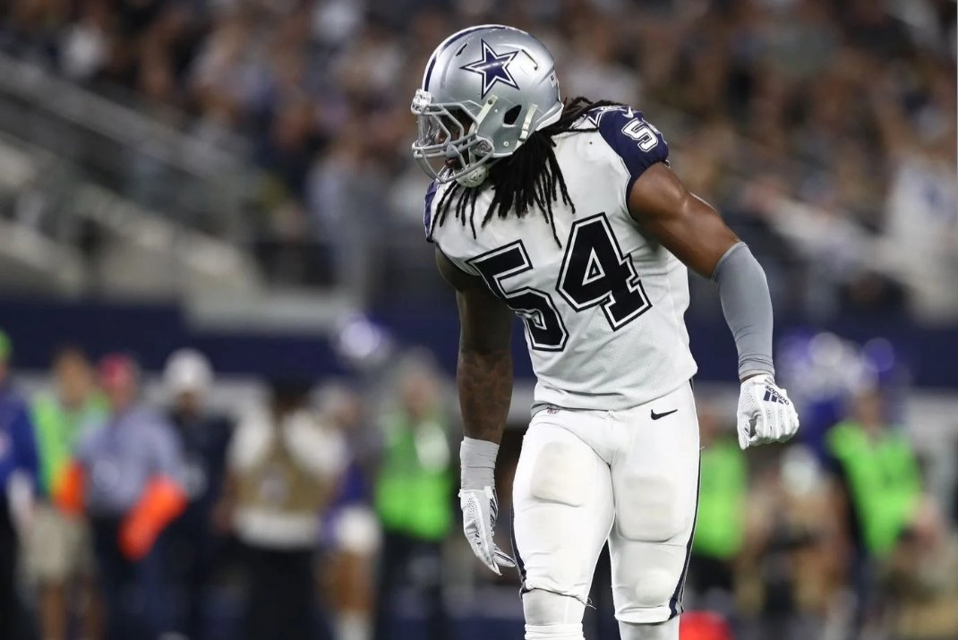 Jaylon Smith Isn't Worried About Future Contract Extension
