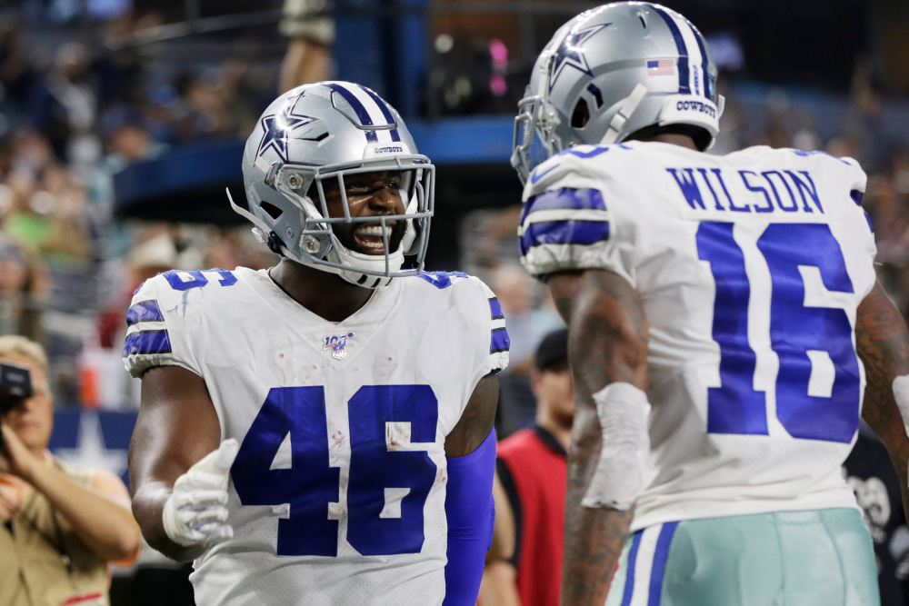 5 Cowboys Players who Earned a Roster Spot Against the Texans