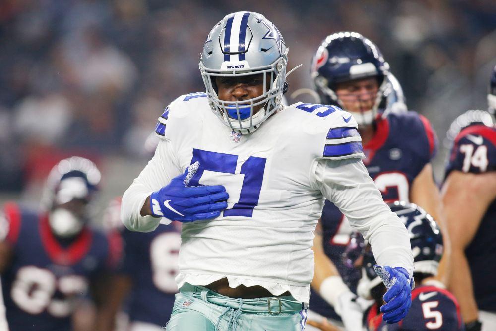 "Cowboys DE/DT Kerry Hyder Continues to ""Wreck em"" in Preseason"