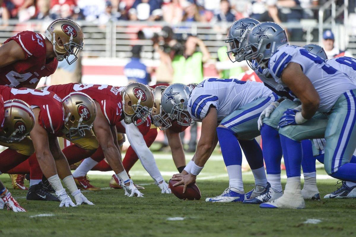 #DALvsSF: 5 Cowboys Storylines to Watch in Preseason Week 1 4