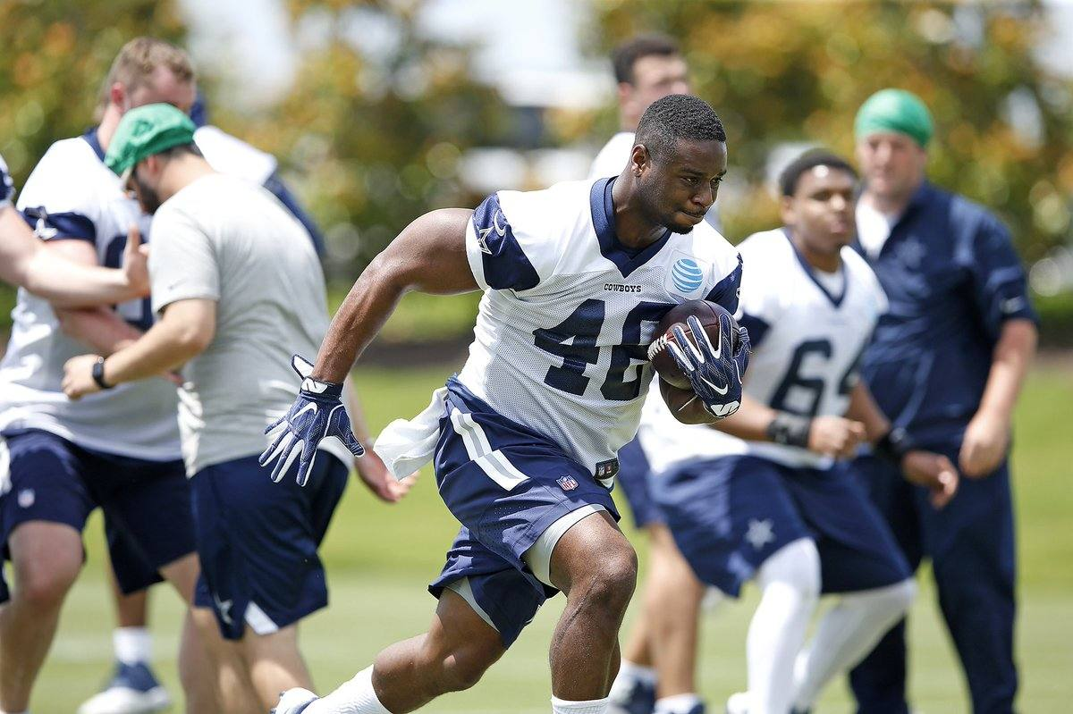 Don't Forget About RB Jordan Chunn in the Cowboys Backfield