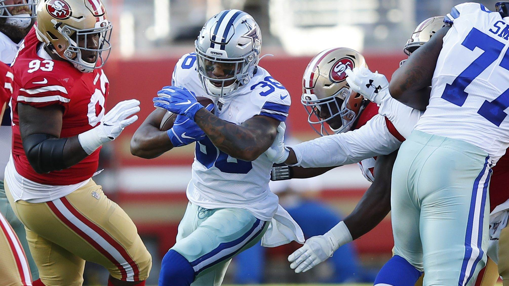Rookie Report: Which Cowboys Draft Picks Stood Out Against the 49ers?