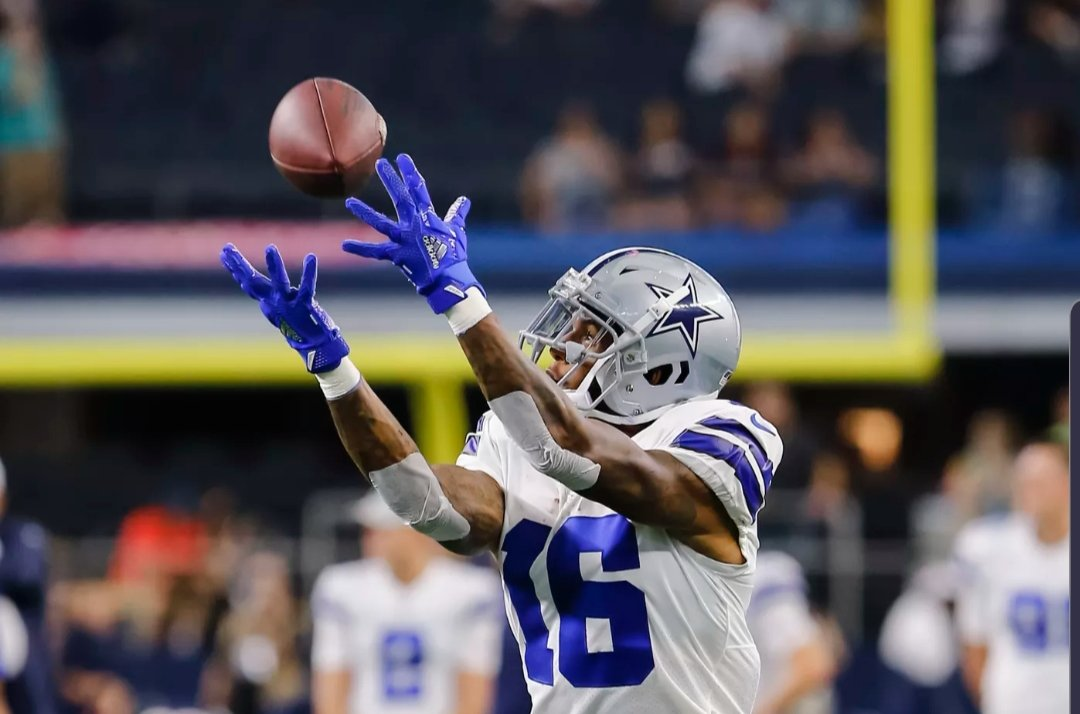 Cowboys WR Cedrick Wilson Making Strong Push for Roster Spot