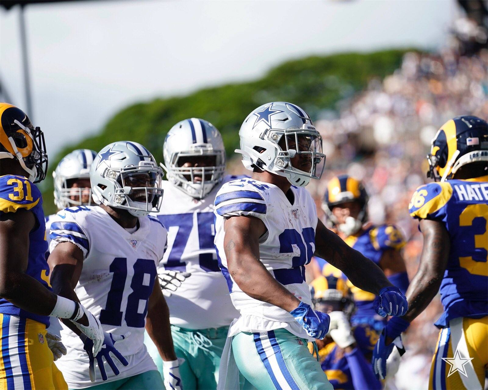 Cowboys RB Tony Pollard Continues Excellent Training Camp