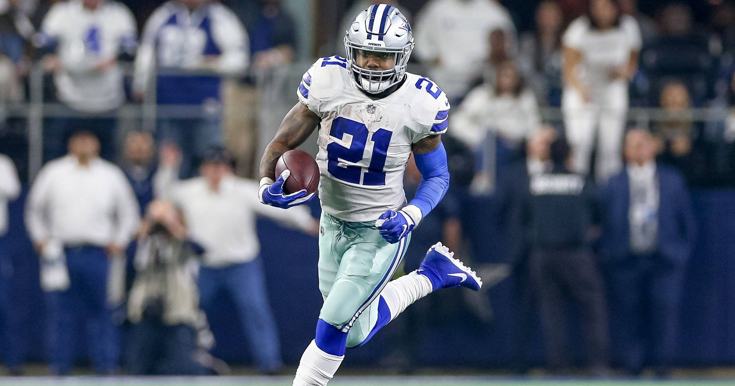 Ezekiel Elliott's Holdout is Different from Emmitt Smith in 1993
