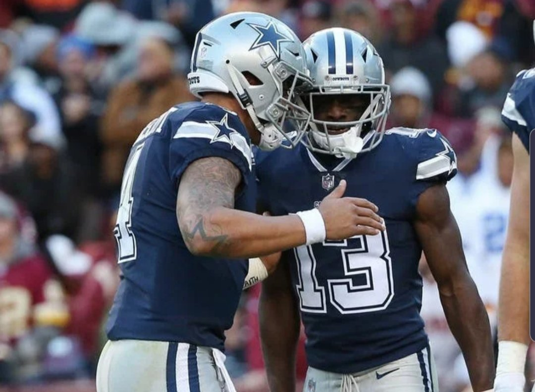Michael Gallup Building Much Needed Chemistry With Dak Prescott