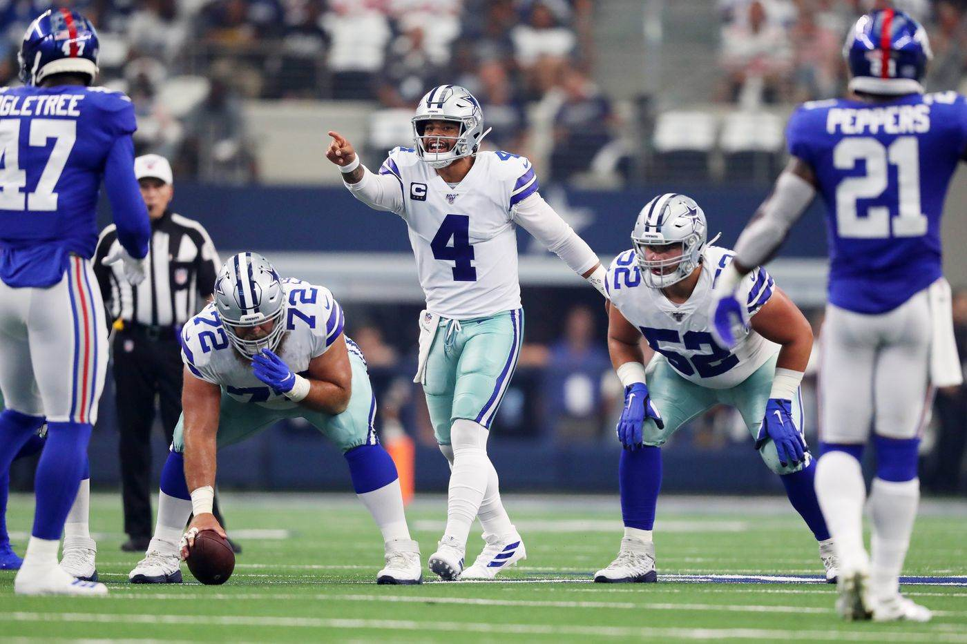 New and Improved Dak Prescott Makes Cowboys Offense Lethal