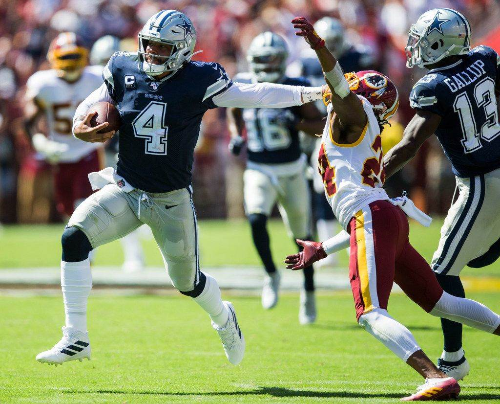 Dallas' Good, Bad, and Ugly From Week 2 Against the Redskins