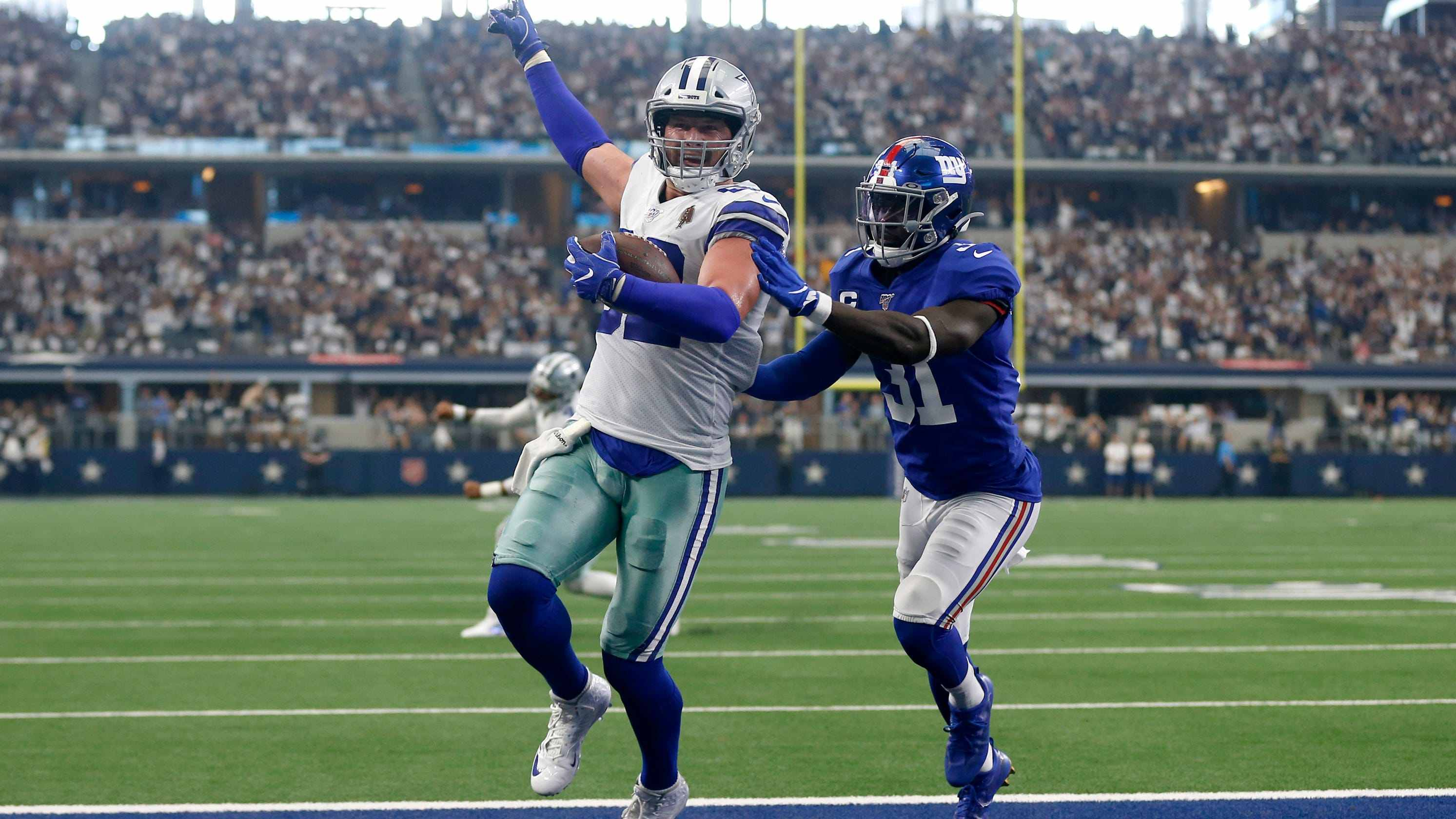 Jason Witten, Giants