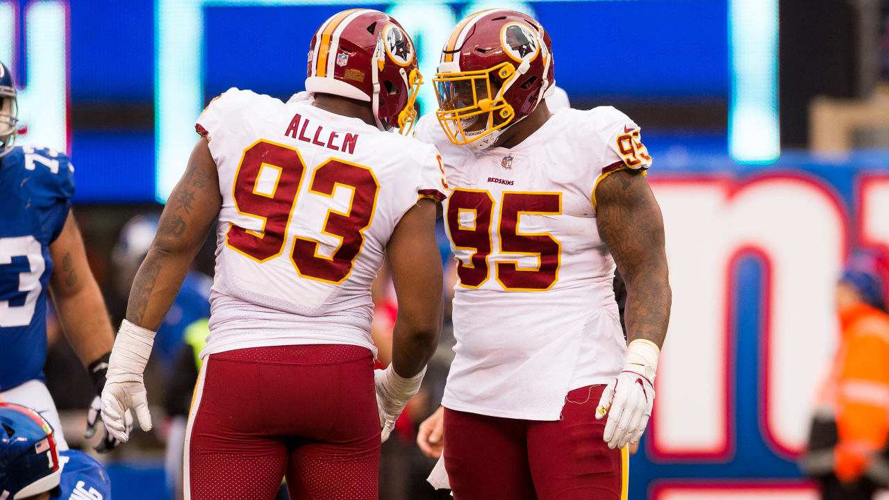 Redskins Will Provide Tougher Test For Cowboys Offensive Line