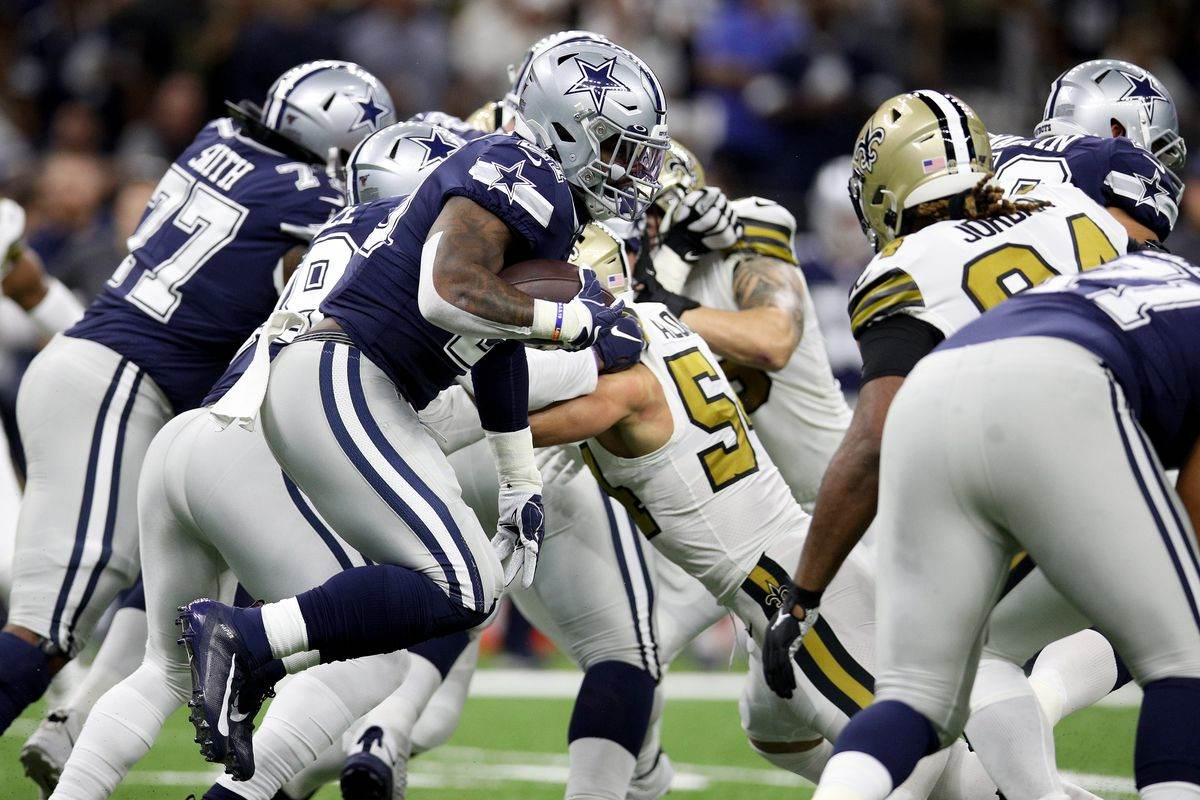 The Brady Report: Cowboys Dependence On Running Game Serves Them 1st Loss