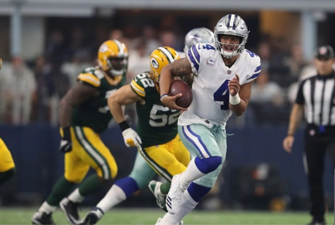Cowboys Need to end the Packers Curse This Sunday