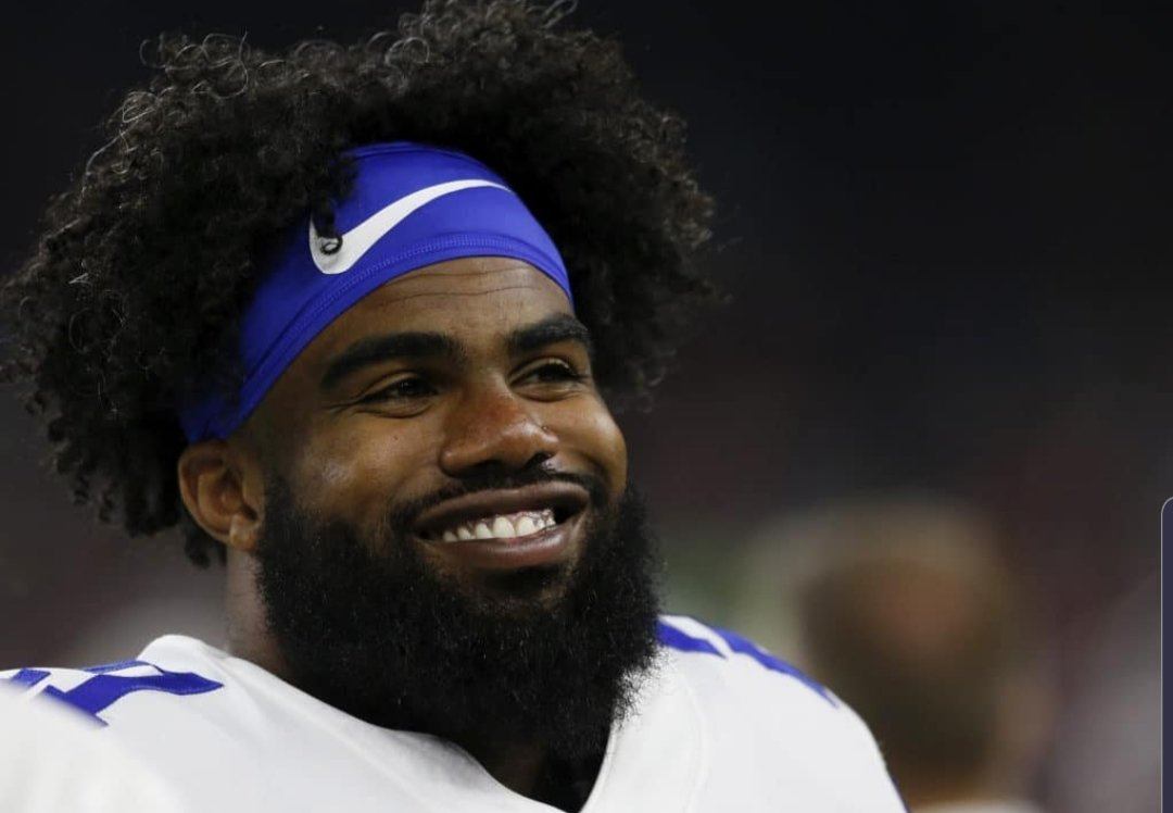 Report: Cowboys, Ezekiel Elliott Agree in Principle on Contract Extension
