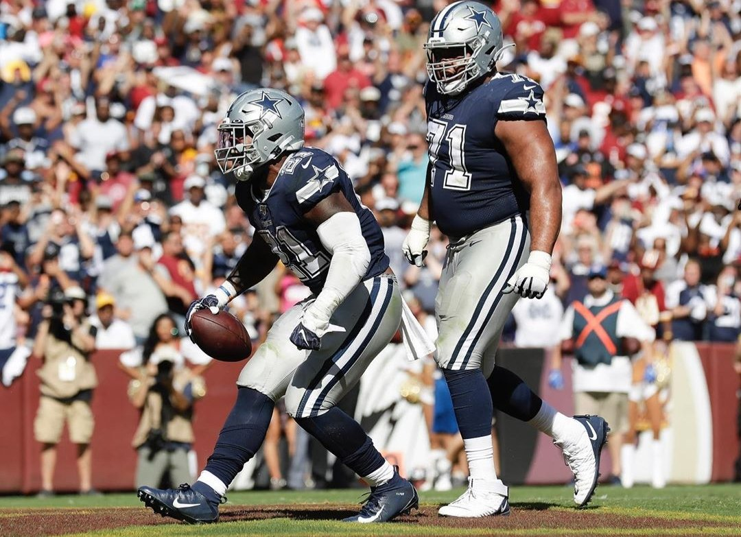 Ezekiel Elliott Should be rid of all Rust