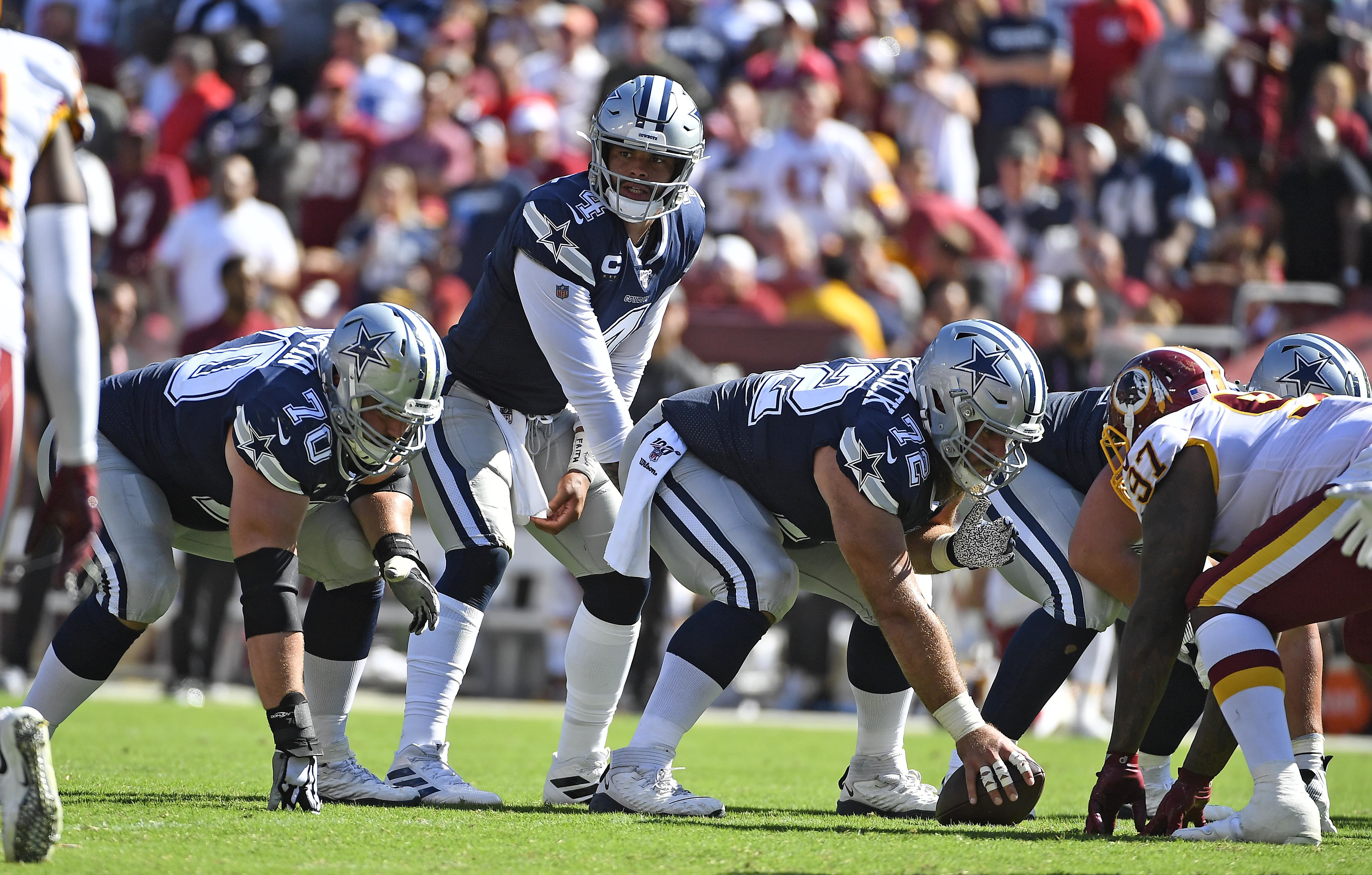 Brees Out for 6 Weeks, How Much Will Cowboys Win Streak Last?