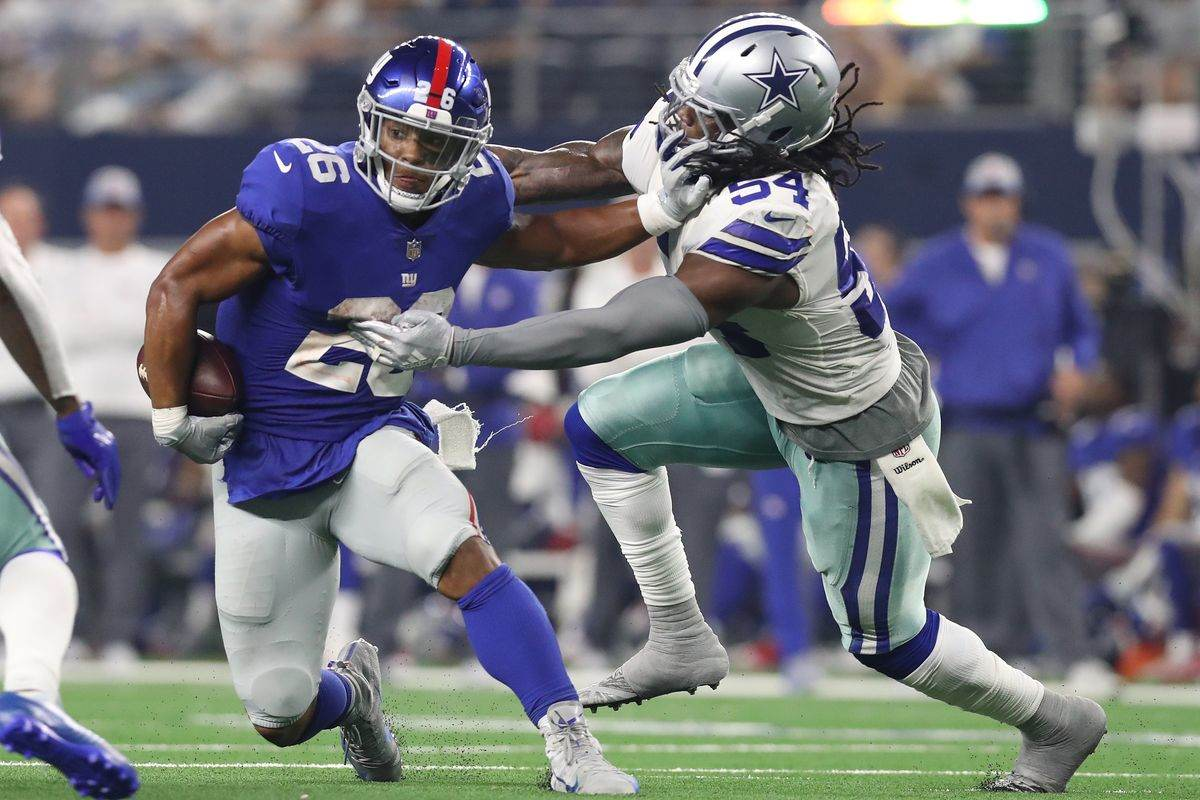 Trap Game? Dallas Cowboys Can't Take Giants Lightly in Week 9