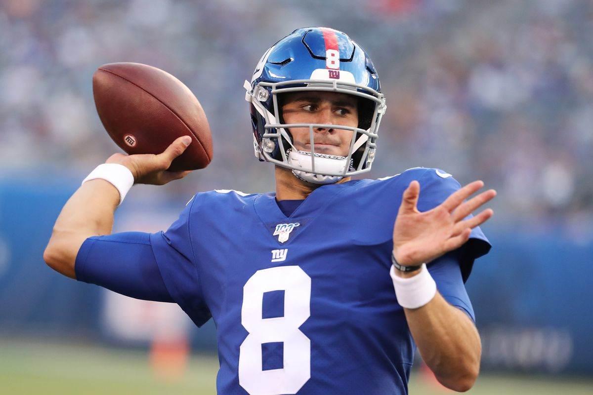 Daniel Jones, Giants