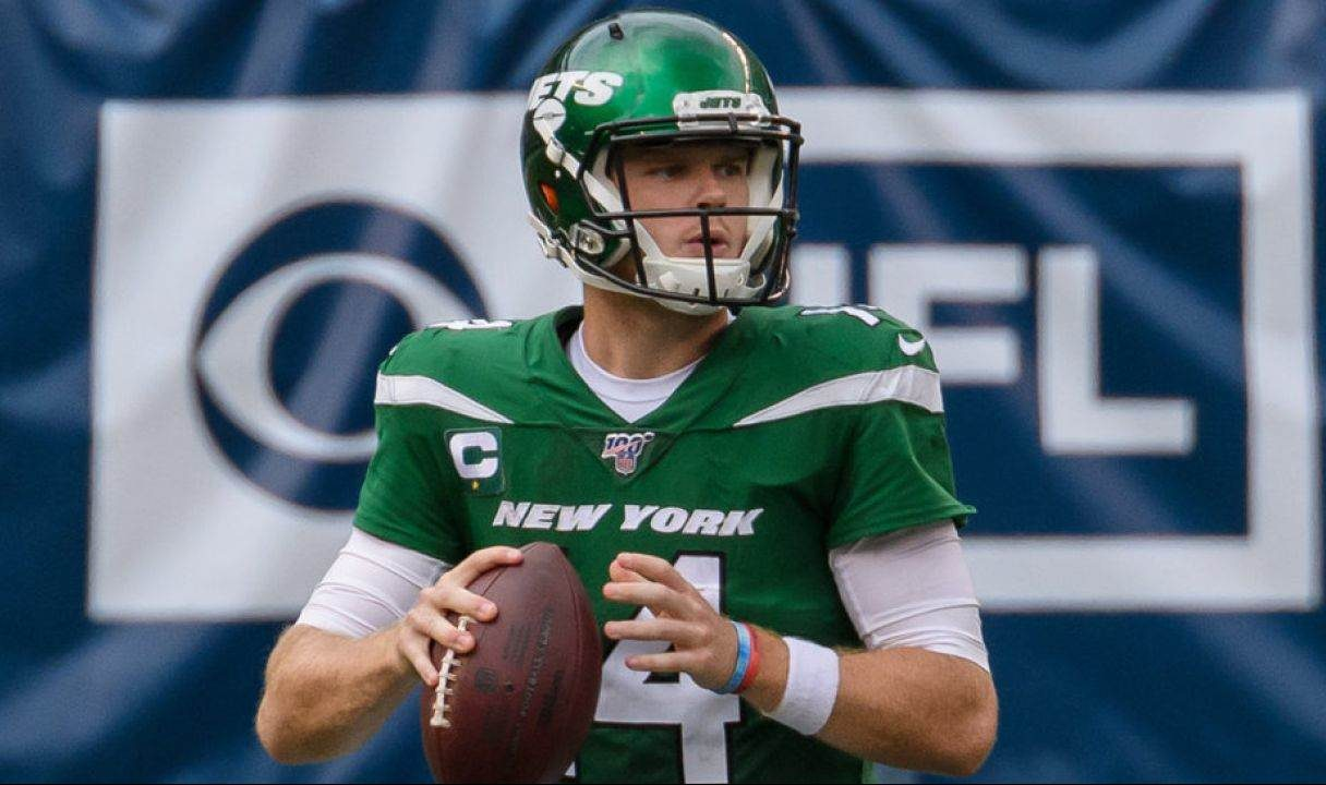 Sam Darnold, Jets