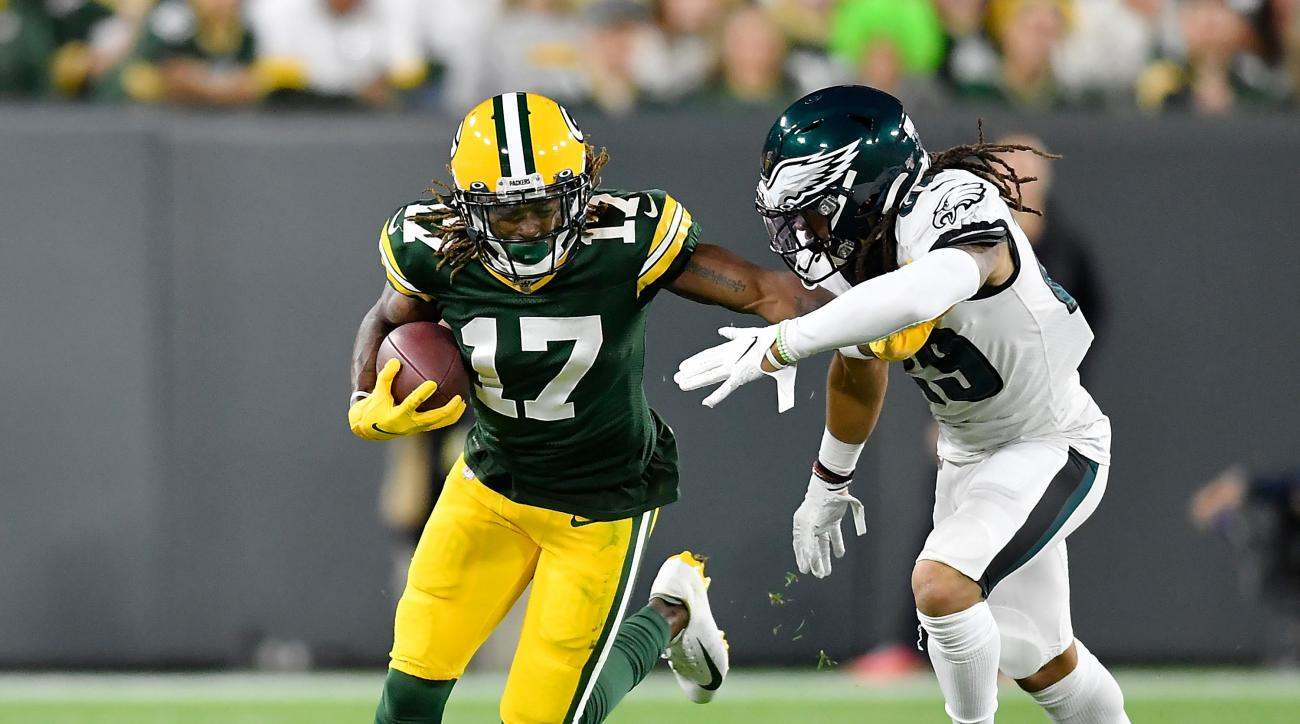 Packers WR Davante Adams Doubtful; What Impact Will it Have?