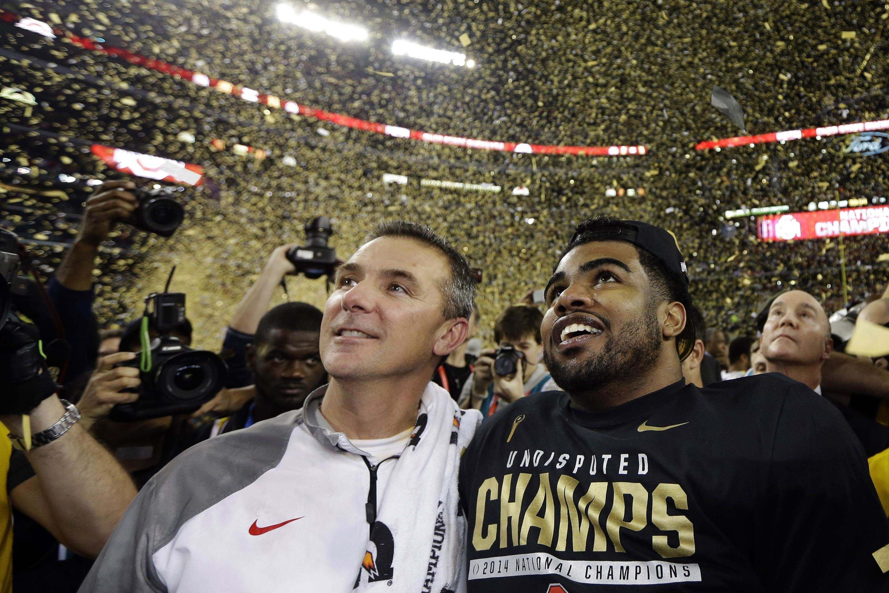 "Urban Meyer Says He'd ""Absolutely"" Take Cowboys' Head Coaching Job"