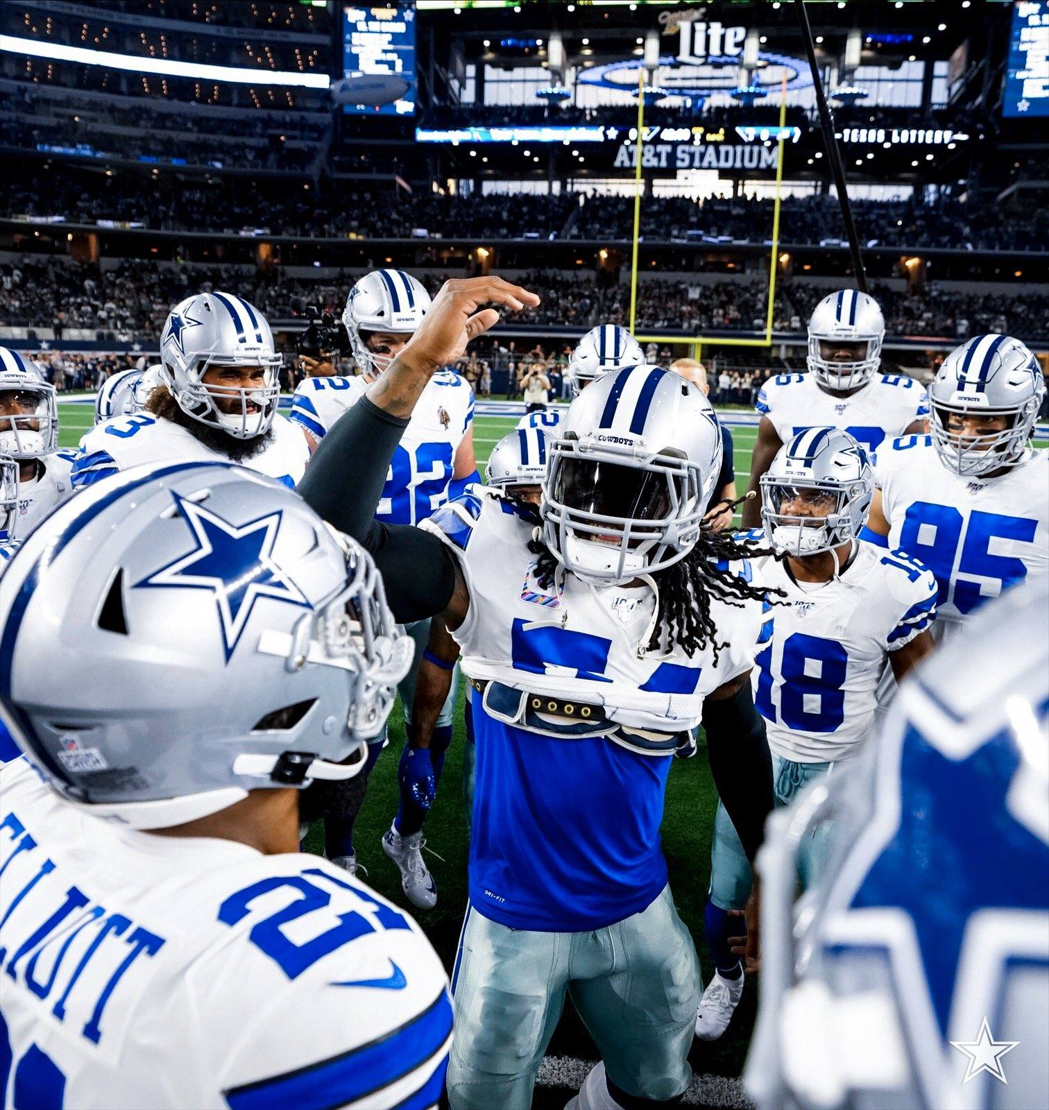 Cowboys Look to Continue NFC East Dominance, Seeking 8th Consecutive Division Win