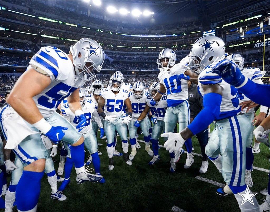 Jason Garrett indicates Cowboys want Michael Bennett on sideline for national anthem