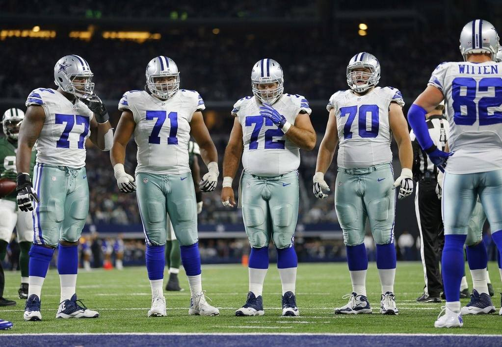 Cowboys Offensive Line Needs to Set the Tone Against the Jets, Regain Confidence